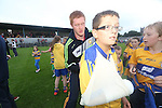 Clare Hurling fan William Kavanagh pictured at  the Open Training Night on Tuesday. Pic. Brian Arthur/ Press 22.