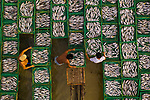 Fish drying in Vietnam by Trung Anh
