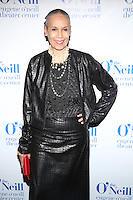 Carmen de Lavallade walks the red carpet for the 14th-Annual Monte Cristo Award dinner honoring Meryl Streep