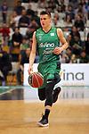 League ACB-ENDESA 2017/2018. Game: 30.<br /> Divina Seguros Joventut vs Valencia Baket Club: 77-75.<br /> Nenad Dimitrijevic.