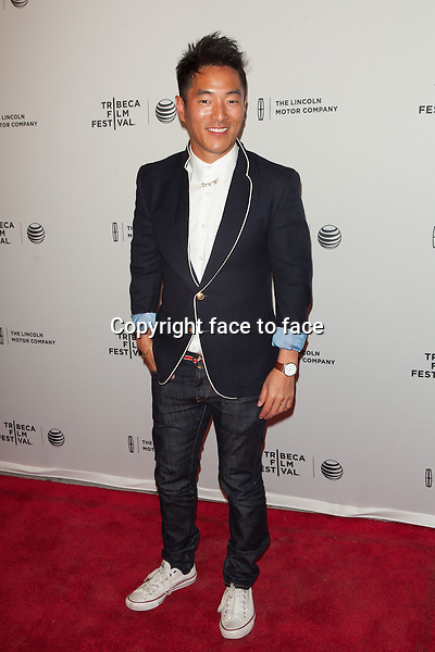 NEW YORK, NY - APRIL 24: Leonardo Nam attends the premiere of 'Murder of a Cat' during the 2014 Tribeca Film Festival at SVA Theater on April 24, 2014 in New York City. <br />