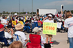 North Houston Tea Party Rally at Sam Houston Race Park
