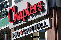 A Chapters store is pictured in Toronto April 19, 2010. Chapters is a Canadian big box bookstore banner owned by Indigo Books and Music.