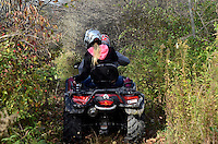 ATV Oct 16 Fall at  Perch Creek Nature Habitat, Sarnia.