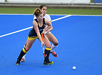 Action from the Federation Cup and Marie Fry Trophy match between Wairarapa College and King's College at Hawkes Bay Sports Park in Hastings, New Zealand on Monday, 4 September 2016. Photo: Kerry Marshall / lintottphoto.co.nz