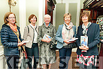 "Book Signing : Pictured at the  singing his book "" The Best of Billy Keane"" at the Listowel Arms Hotel on Friday night last were Margaret Reidy, Margaret Murphy, Vourneen Kissane, Betty Beasley & Mary Dillon."