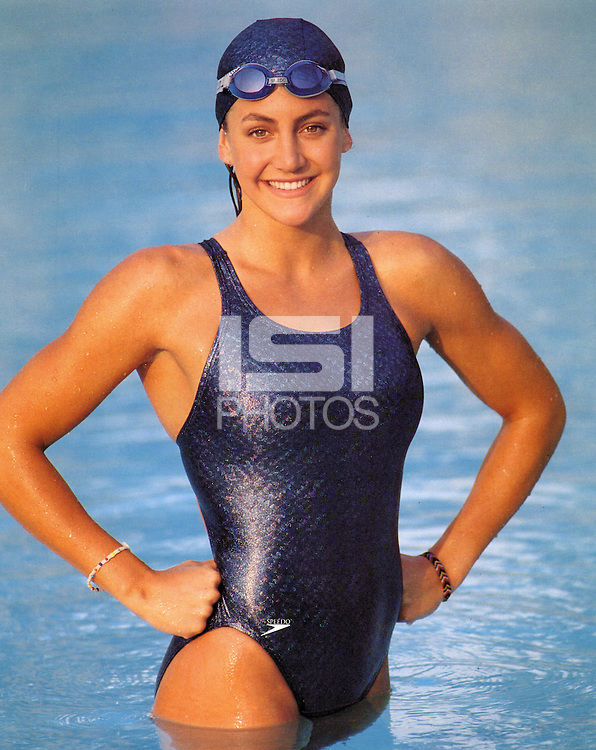 Date Unknown: Summer Sanders.