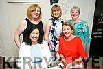 Enjoying a ladies nightout at Denny Lane Pictured front l-r Helen O'Brien, Mary Ellen O'Connor, Back l-r Niamh Burke, Sorcha Ó Súilleabháin,  Cait Criomhthain