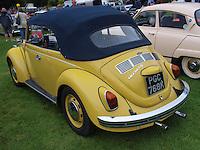 Volkswagen Beetle Convertible - 1971