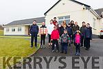 Staff and pupils from Scoil an Ghleanna pictured here front l-r; Emma Ní Chéilleachair, Féilim Ó Súilleabháin, Éadaoin McGillicuddy, back l-r; Dáithí Ó Sé, Meabh Ní Shúilleabháin, Orla de Baróid, Hannah Ní Mhurchú, Katie Ní Chilleachair, Liam Mc Gabhann, Conor Ó Siochrú, Jack Ó Céilleachair, Tadhg Ó Gabháin, Peadar Ó Gabháin and teachers Shane Daly, Sorcha Ní Chatháin & Gráine O'Shea.
