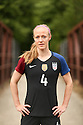 Becky Sauerbrunn in Wheeling, IL on Wednesday, July 6th, 2016. Photos by Jasmin Shah.