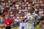 17.07.2017, Rat Verlegh Stadion, Breda, NLD, Breda, UEFA Women's Euro 2017 , <br /> <br /> im Bild | picture shows<br /> Anja Mittag (Deutschland #11), <br /> <br /> Foto &copy; nordphoto / Rauch
