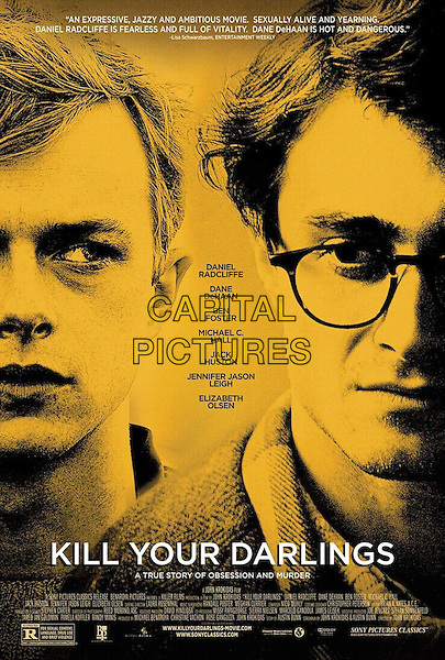 POSTER ART<br /> in Kill Your Darlings (2013) <br /> *Filmstill - Editorial Use Only*<br /> CAP/FB<br /> Image supplied by Capital Pictures