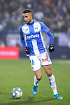 CD Leganes's Youssef En-Nesyri during La Liga match 2019/2020 round 16<br /> December 8, 2019. <br /> (ALTERPHOTOS/David Jar)