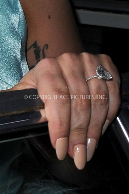 WWW.ACEPIXS.COM<br /> February 27, 2015 New York City<br /> <br /> Lady Gaga leaving her apartment in Manhattan on February 27, 2014 in New York City.<br /> <br /> Please byline: Kristin Callahan/AcePictures<br /> <br /> ACEPIXS.COM<br /> <br /> Tel: (212) 243 8787 or (646) 769 0430<br /> e-mail: info@acepixs.com<br /> web: http://www.acepixs.com
