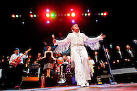Steve David paying tribute to Elvis Presley at The Pageant in Saint Louis on Jan 10, 2009.