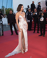 Bella Hadid at the premiere for &quot;Ismael's Ghosts&quot; at the opening ceremony of the 70th Festival de Cannes, Cannes, France. 17 May 2017<br /> Picture: Paul Smith/Featureflash/SilverHub 0208 004 5359 sales@silverhubmedia.com