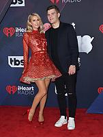 11 March 2018 - Inglewood, California - Paris Hilton, Chris Zylka. 2018 iHeart Radio Awards held at The Forum. <br /> CAP/ADM/BT<br /> &copy;BT/ADM/Capital Pictures