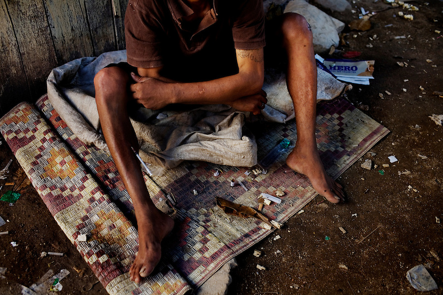 Cambodia has one of the highest prevalence of HIV/AIDS in Asia. Although drugs play a small role in contributing to Cambodia's AIDS epidemic, drug use appears to be driven by the availability of illegal drugs, such as cheap methamphetamines and highly potent Burmese heroin, and the lack of drug awareness (UNAIDS and the National Authority for Combating Drugs (NACD)). ..No. of people living with HIV: 75,000.