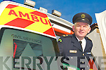 CHANGING TIMES: Assistant Civil Defence Officer Tom Brosnan is calling for new recruits to join the voluntary organisation for 2007.