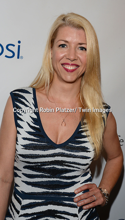 Kelly Devine attends the 80th Annual Drama League Awards Ceremony and Luncheon on May 16, 2014 at the Marriot Marquis Hotel in New York City, New York, USA.