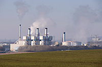 Sellafield nuclear power station, Cumbria.