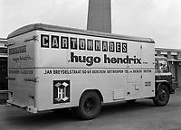 Cartonnage Hugo Hendrix (1964)