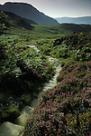 The Roman Steps, Nr Llanbedr Gwynedd Wales. Mysterious Britain published by Orion
