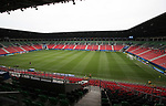 A general view of the Stadion Miejski Tychy during the UEFA Under 21 Semi Final at the Stadion Miejski Tychy in Tychy. Picture date 27th June 2017. Picture credit should read: David Klein/Sportimage