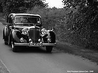 Alvis Fourteen Saloon Cars - 1949, Alvis Fourteen Saloon Cars,    Black and White Photography, B&W images, Classic Cars, Old Cars, Time Travel, Good Old Days,B&W Transport Images, £-s-d Black and White Photography, B&W images, Classic Cars, Old Cars, Time Travel, Good Old Days,B&W Transport Images, £-s-d Classic Cars, Old Motorcars, imagetaker!, imagetaker1, pete barker, car photographer,