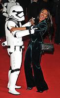"DEC 12 ""Star Wars Episode VIII: The Last Jedi"" European film premiere"