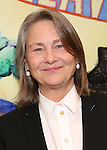 Cherry Jones attends the press reception for the Opening Night of the Lincoln Center Theater Production of 'The Babylon Line'  at the Mitzi E. Newhouse Theatre on December 5, 2016 in New York City.