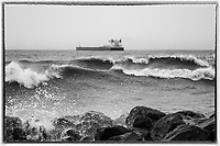 Stormy Departure<br />