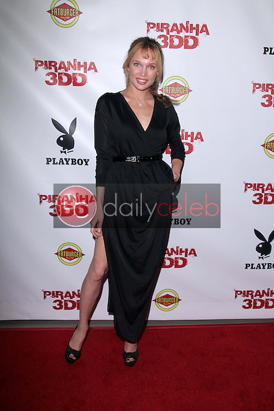 Natalie Gal<br /> at the &quot;Piranha 3DD&quot; Los Angeles Premiere, Chinese 6, Hollywood, CA 05-29-12<br /> David Edwards/DailyCeleb.com 818-249-4998