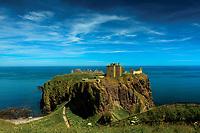 Dunnottar Castle and the Aberdeenshire Coast, Aberdeenshire, Scotland