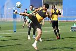 Getafe's Xavier Etxeita during training session. May 25,2020.(ALTERPHOTOS/Acero)