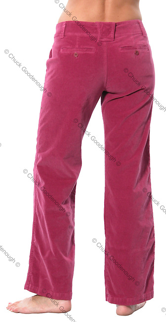 Apparel Stock Photo Long Womens Pants