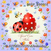 Skarlett, EASTER, OSTERN, PASCUA, paintings+++++,BGSPE00010,#e# ,eggs