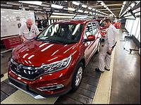 Honda announce closure of Swindon factory.