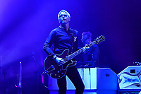 LONDON, ENGLAND - MAY 9 : Gem Archer of 'Noel Gallagher's High Flying Birds' performing at The Palladium on May 9, 2019 in London, England.<br /> CAP/MAR<br /> &copy;MAR/Capital Pictures