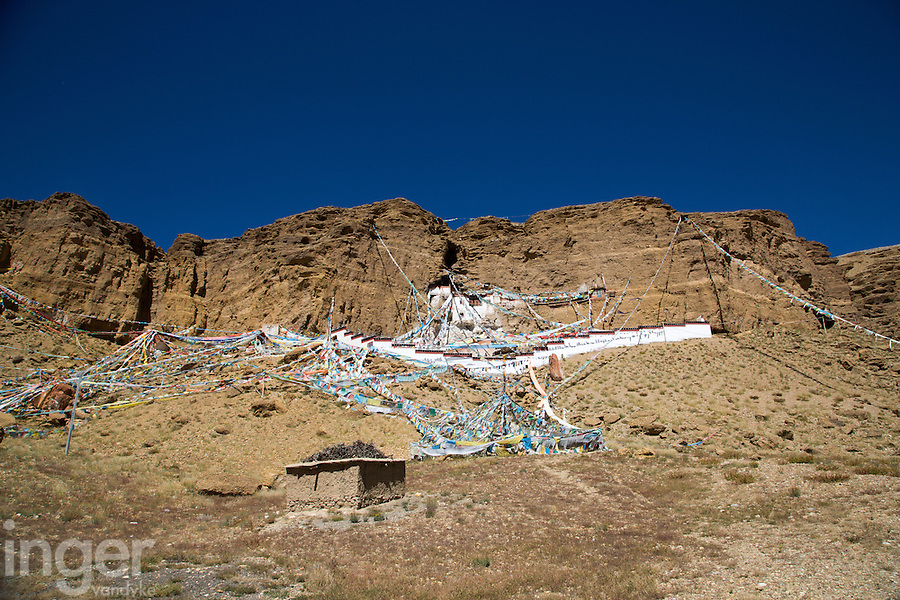 Kyunlung Valley in Western Tibet