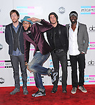 Gym Class Heroes attends 2011 American Music Awards held at The Nokia Theater Live in Los Angeles, California on November 20,2011                                                                               © 2011 DVS / Hollywood Press Agency