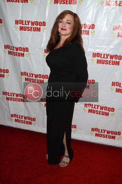 """Lisa Loring at """"Child Stars - Then and Now"""" Exhibit Opening at the Hollywood Museum in Hollywood, CA on August 19, 2016. (Photo by David Edwards)"""