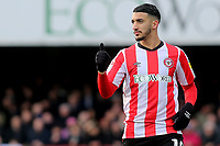 Said Benrahma of Brentford during Brentford vs Queens Park Rangers, Sky Bet EFL Championship Football at Griffin Park on 11th January 2020