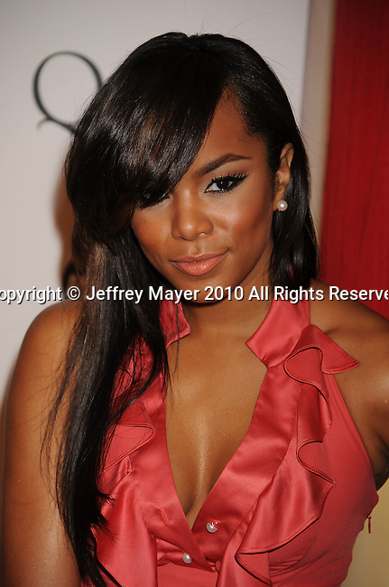 LOS ANGELES, CA. - March 04: Actress LeToya Luckett arrives at the 3rd Annual Essence Black Women In Hollywood Luncheon at the Beverly Hills Hotel on March 4, 2010 in Beverly Hills, California.
