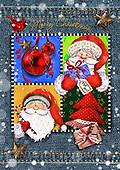 Isabella, CHRISTMAS SANTA, SNOWMAN, WEIHNACHTSMÄNNER, SCHNEEMÄNNER, PAPÁ NOEL, MUÑECOS DE NIEVE, realistic animals, realistische Tiere, animales re, paintings+++++,ITKE533286P-L,#X#