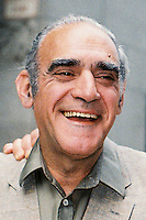 Abe Vigoda Barney Miller TV Show Reunion NYC 1985 By Jonathan Green