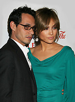Marc Anthony, Jennifer Lopez<br /> 2009<br /> Photo By Russell Einhorn/PHOTOlink.net