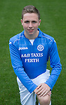 St Johnstone FC Academy U15's<br /> Blane Duncan<br /> Picture by Graeme Hart.<br /> Copyright Perthshire Picture Agency<br /> Tel: 01738 623350  Mobile: 07990 594431
