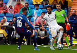 Real Madrid CF's Marcelo Vieira during La Liga match. Aug 24, 2019. (ALTERPHOTOS/Manu R.B.)